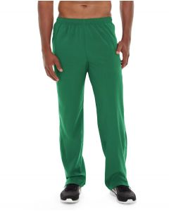 Geo Insulated Jogging Pant-32-Green