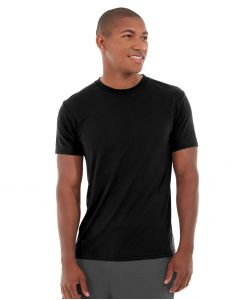 Aero Daily Fitness Tee-XL-Black