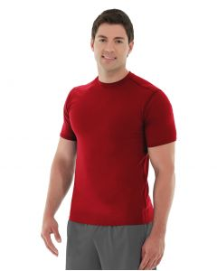 Logan  HeatTec® Tee-L-Red