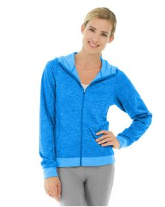 Helena Hooded Fleece-XS-Blue