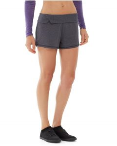 Angel Light Running Short-29-Gray