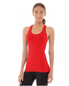 Chloe Compete Tank-XS-Red